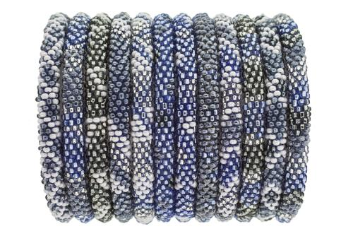 The Original Roll-On® Bracelet - Denim