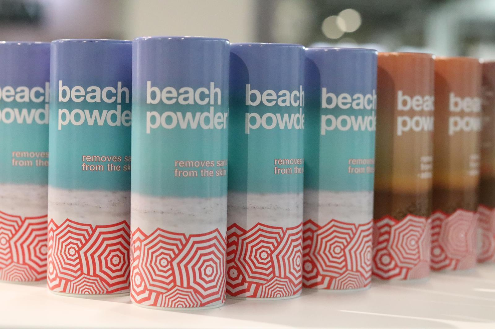 Beachpowder