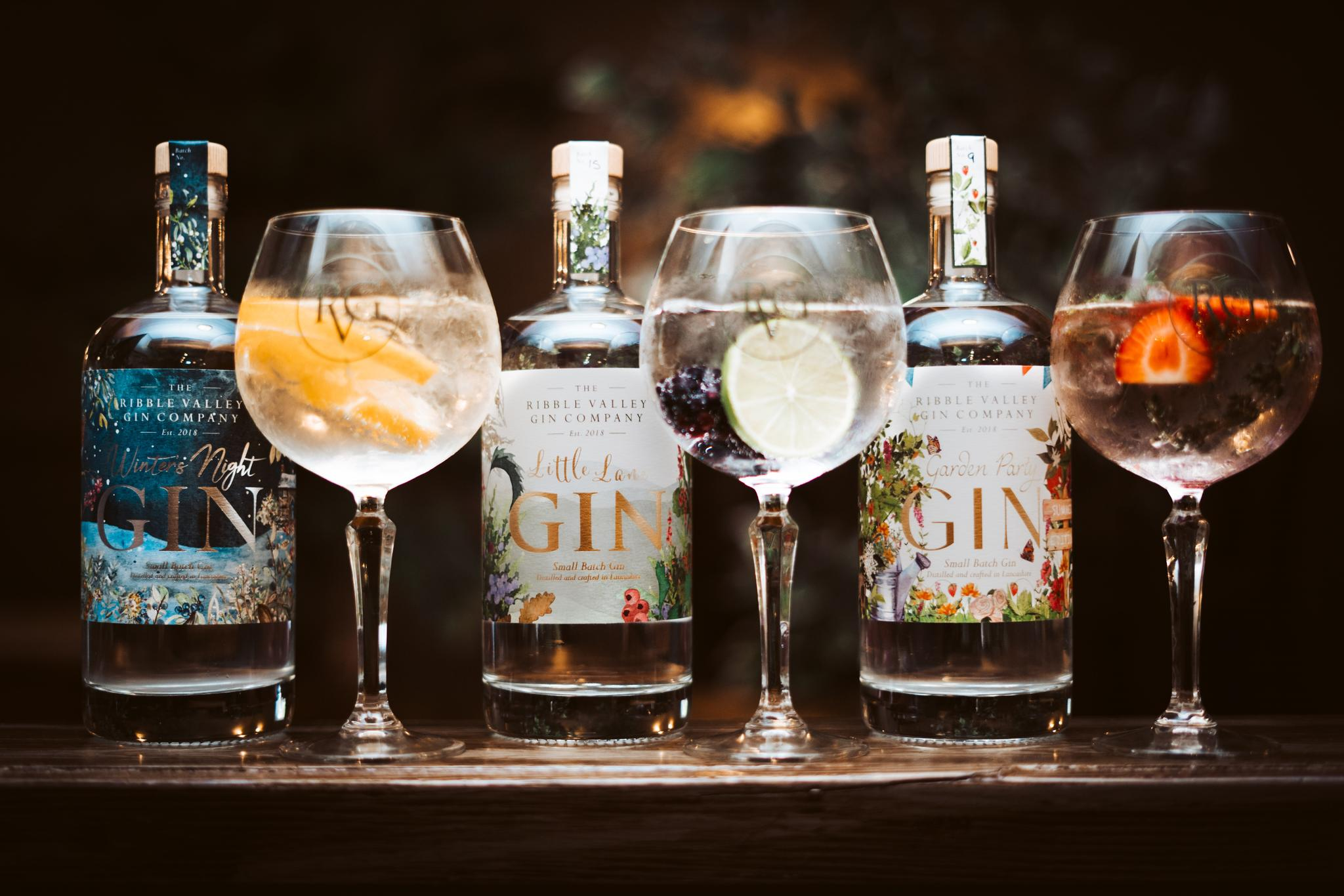 The Ribble Valley Gin Co
